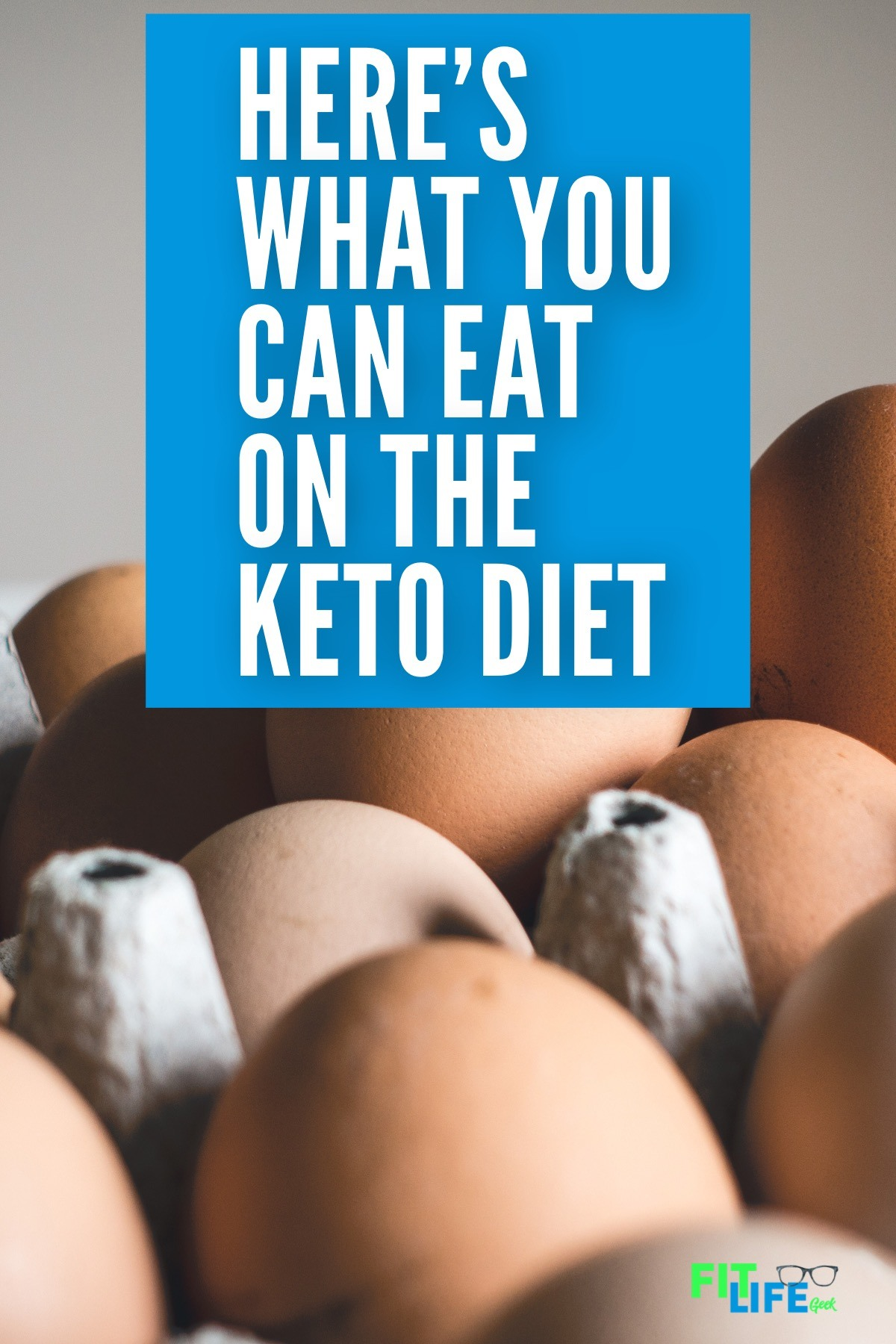 What can I eat on the keto diet?